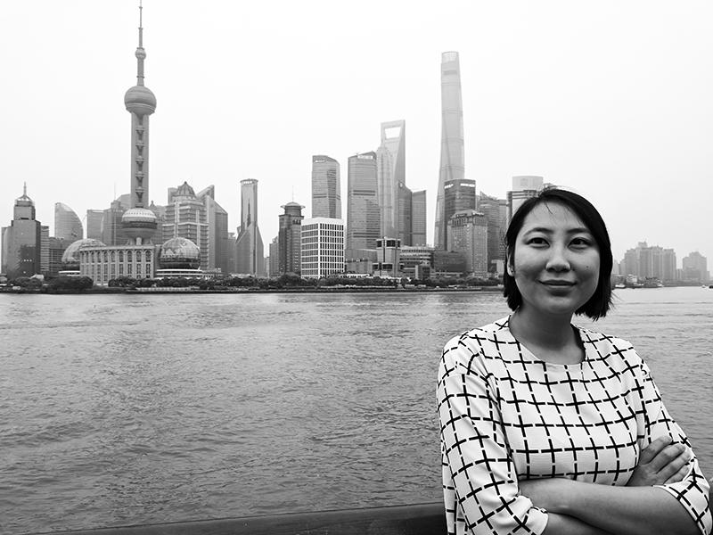 Kaitlin Zhang Branding Consultant Shanghai China