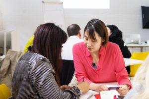 Kaitlin Zhang Personal Branding Masterclass London O2 Think Big Hub 4