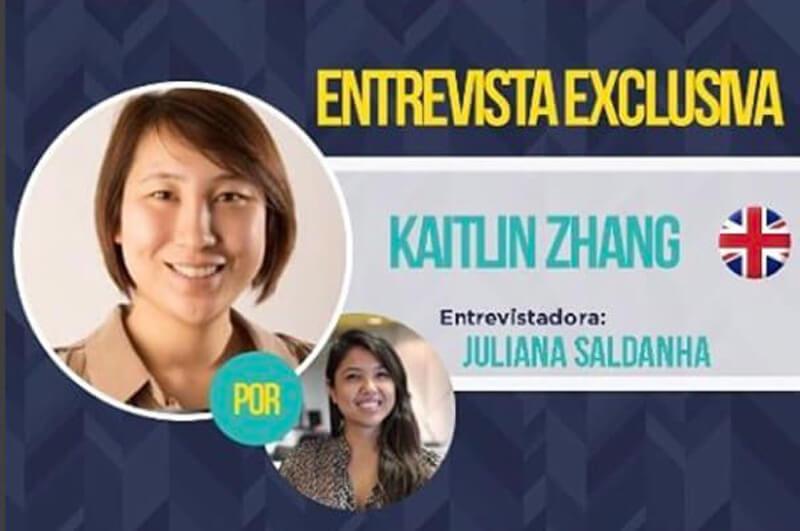 Kaitlin Zhang PBEX Interview Brazil 2016