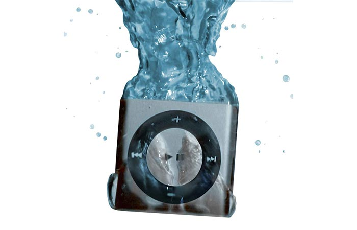 Ipod in water Jebiga 2017 storytelling steve jobs