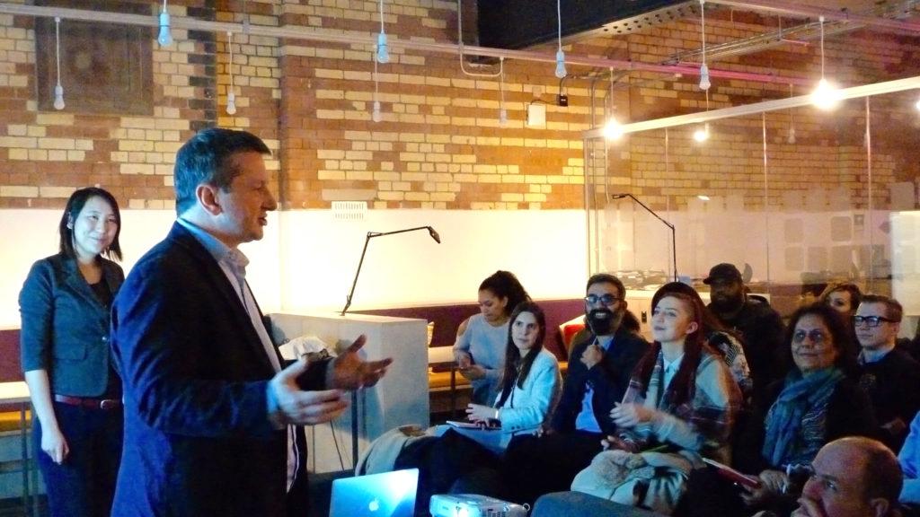 Kaitlin Zhang Personal Branding Workshop Content Marketing Event