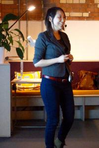 Speaker Kaitlyn Zhang