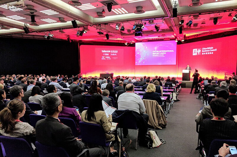 CBBC China Britain Business Council China Business Conference 2018
