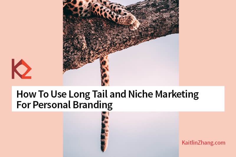 How to use long tail and niche marketing for personal branding