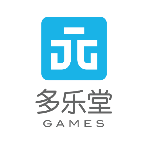 Dogtail Games Logo Chinese