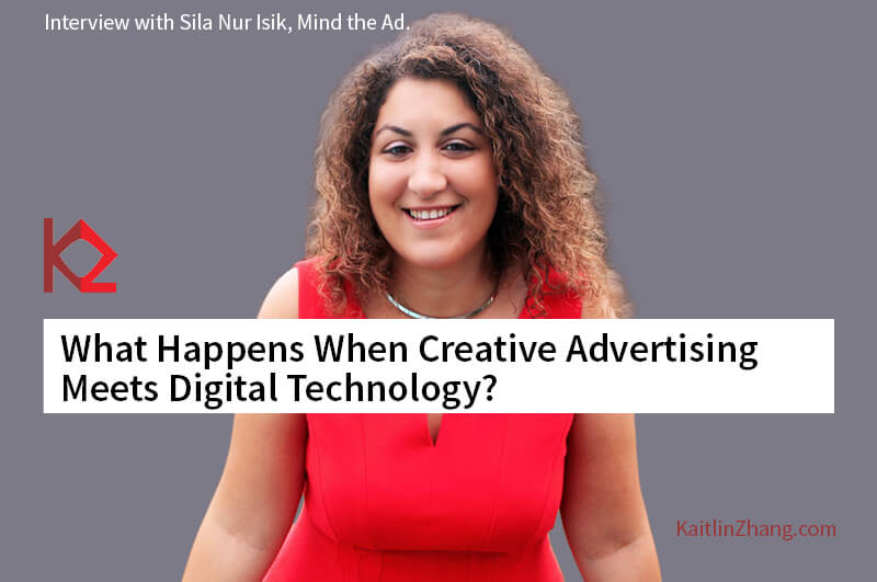 Sila Nur Isik, co-founder of Mind The Ad